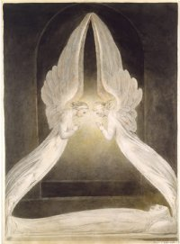 "Foto ""Christ in the Sepulchre, Guarded by Angels"""