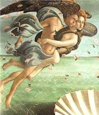 "Foto ""Nascimento de Venus"""